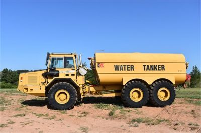 USED 1999 VOLVO A30C ON HIGHWAY TRUCK #1887-4