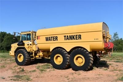 USED 1999 VOLVO A30C WATER TRUCK #1887-5
