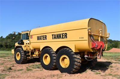 USED 1999 VOLVO A30C WATER TRUCK #1887-6