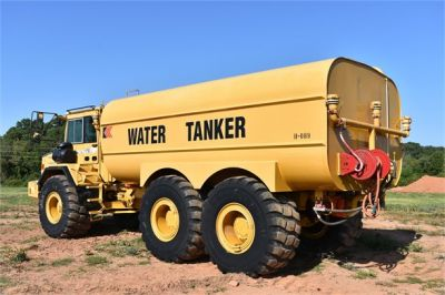 USED 1999 VOLVO A30C WATER TRUCK #1887-7