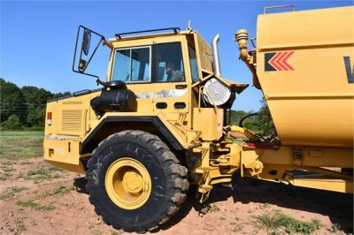 USED 1999 VOLVO A30C WATER TRUCK #1887-9
