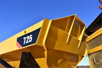 USED 2012 CATERPILLAR 725 OFF HIGHWAY TRUCK EQUIPMENT #1891-21
