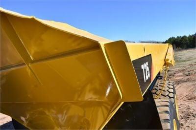 USED 2012 CATERPILLAR 725 OFF HIGHWAY TRUCK EQUIPMENT #1891-23