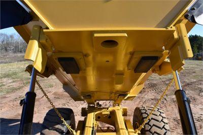 USED 2012 CATERPILLAR 725 OFF HIGHWAY TRUCK EQUIPMENT #1891-24