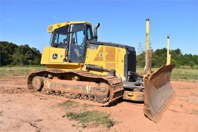 USED 2013 DEERE 850K WLT DOZER EQUIPMENT #1900-11