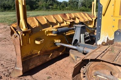 USED 2013 DEERE 850K WLT DOZER EQUIPMENT #1900-15