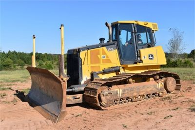 USED 2013 DEERE 850K WLT DOZER EQUIPMENT #1900-2