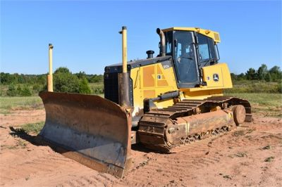 USED 2013 DEERE 850K WLT DOZER EQUIPMENT #1900-3