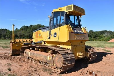 USED 2013 DEERE 850K WLT DOZER EQUIPMENT #1900-4
