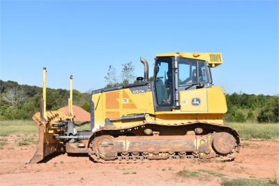 USED 2013 DEERE 850K WLT DOZER EQUIPMENT #1900-5