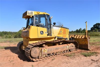USED 2013 DEERE 850K WLT DOZER EQUIPMENT #1900-6
