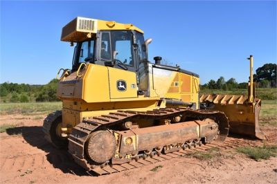 USED 2013 DEERE 850K WLT DOZER EQUIPMENT #1900-7