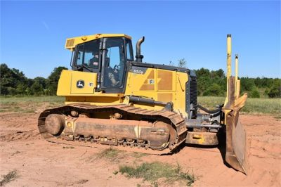 USED 2013 DEERE 850K WLT DOZER EQUIPMENT #1900-9