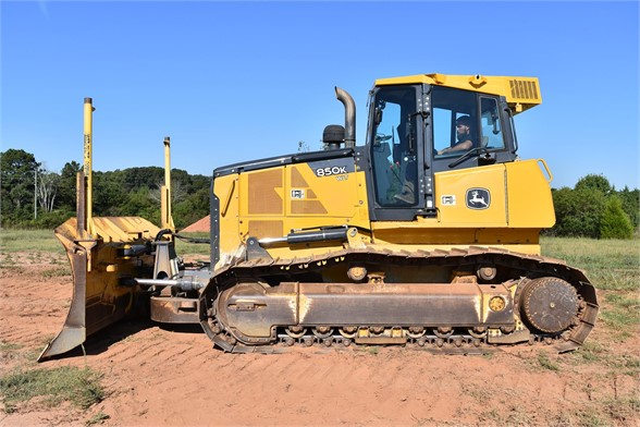 USED 2013 DEERE 850K WLT DOZER EQUIPMENT #1902