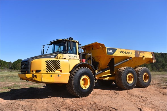 USED 2008 VOLVO A40E OFF HIGHWAY TRUCK EQUIPMENT #1905