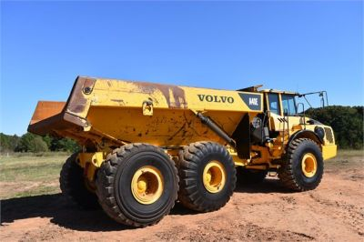 USED 2008 VOLVO A40E OFF HIGHWAY TRUCK EQUIPMENT #1905-10