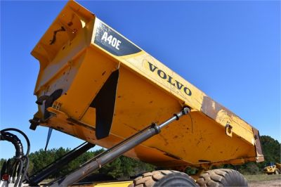 USED 2008 VOLVO A40E OFF HIGHWAY TRUCK EQUIPMENT #1905-19
