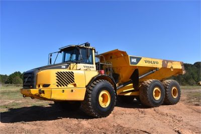 USED 2008 VOLVO A40E OFF HIGHWAY TRUCK EQUIPMENT #1905-2
