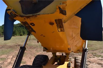 USED 2008 VOLVO A40E OFF HIGHWAY TRUCK EQUIPMENT #1905-21