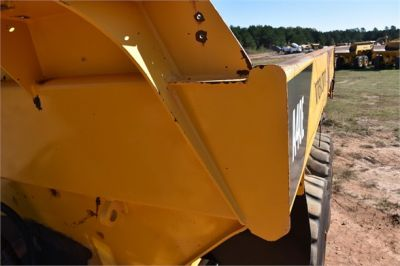 USED 2008 VOLVO A40E OFF HIGHWAY TRUCK EQUIPMENT #1905-22