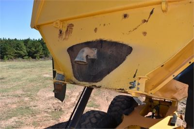 USED 2008 VOLVO A40E OFF HIGHWAY TRUCK EQUIPMENT #1905-23
