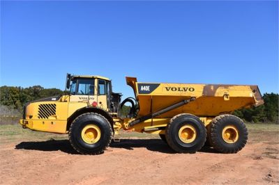 USED 2008 VOLVO A40E OFF HIGHWAY TRUCK EQUIPMENT #1905-3