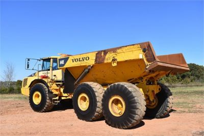 USED 2008 VOLVO A40E OFF HIGHWAY TRUCK EQUIPMENT #1905-4