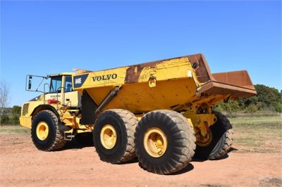 USED 2008 VOLVO A40E OFF HIGHWAY TRUCK EQUIPMENT #1905-5