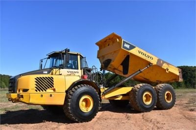 USED 2008 VOLVO A40E OFF HIGHWAY TRUCK EQUIPMENT #1905-6