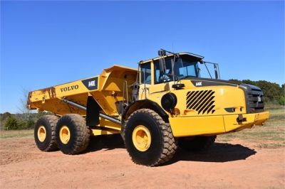 USED 2008 VOLVO A40E OFF HIGHWAY TRUCK EQUIPMENT #1905-7
