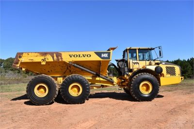 USED 2008 VOLVO A40E OFF HIGHWAY TRUCK EQUIPMENT #1905-8