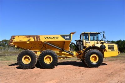 USED 2008 VOLVO A40E OFF HIGHWAY TRUCK EQUIPMENT #1905-9