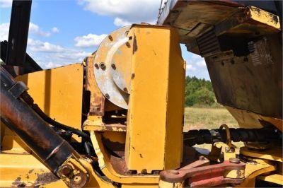 USED 2007 CATERPILLAR 525C SKIDDER EQUIPMENT #1912-15