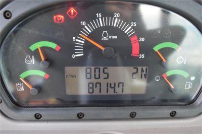 USED 2007 CATERPILLAR 525C SKIDDER EQUIPMENT #1912-24