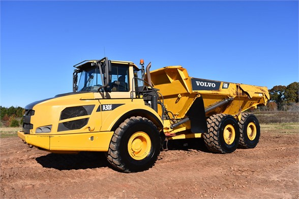 USED 2012 VOLVO A30F OFF HIGHWAY TRUCK EQUIPMENT #1925