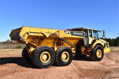 USED 2012 VOLVO A30F OFF HIGHWAY TRUCK EQUIPMENT #1925-12