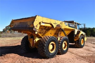 USED 2012 VOLVO A30F OFF HIGHWAY TRUCK EQUIPMENT #1925-13