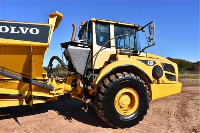 USED 2012 VOLVO A30F OFF HIGHWAY TRUCK EQUIPMENT #1925-14