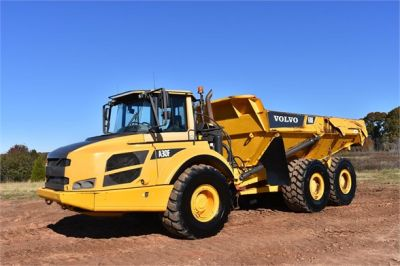 USED 2012 VOLVO A30F OFF HIGHWAY TRUCK EQUIPMENT #1925-2