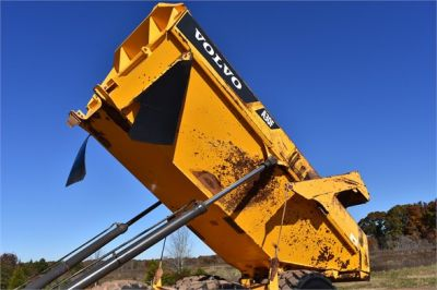 USED 2012 VOLVO A30F OFF HIGHWAY TRUCK EQUIPMENT #1925-21