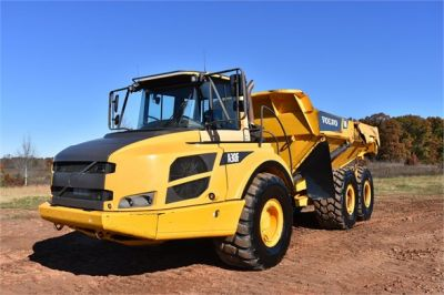 USED 2012 VOLVO A30F OFF HIGHWAY TRUCK EQUIPMENT #1925-4