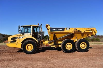 USED 2012 VOLVO A30F OFF HIGHWAY TRUCK EQUIPMENT #1925-5