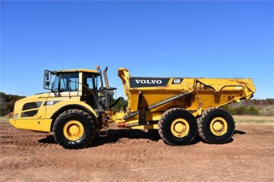 USED 2012 VOLVO A30F OFF HIGHWAY TRUCK EQUIPMENT #1925-6