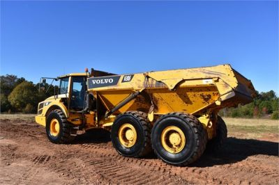 USED 2012 VOLVO A30F OFF HIGHWAY TRUCK EQUIPMENT #1925-7