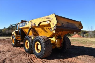 USED 2012 VOLVO A30F OFF HIGHWAY TRUCK EQUIPMENT #1925-8