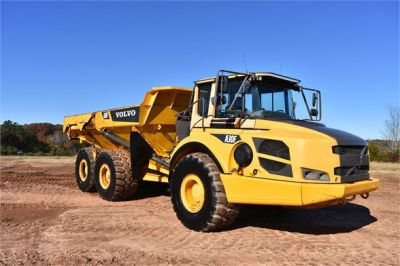 USED 2012 VOLVO A30F OFF HIGHWAY TRUCK EQUIPMENT #1925-9
