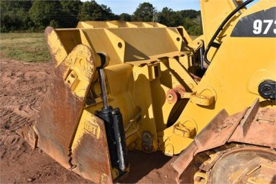 USED 2012 CATERPILLAR 973D CRAWLER LOADER EQUIPMENT #1965-16