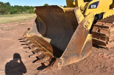 USED 2012 CATERPILLAR 973D CRAWLER LOADER EQUIPMENT #1965-17