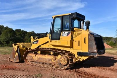 USED 2012 CATERPILLAR 973D CRAWLER LOADER EQUIPMENT #1965-2