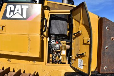 USED 2012 CATERPILLAR 973D CRAWLER LOADER EQUIPMENT #1965-21